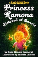 book cover image for Princess Ramona, Beloved of Beasts