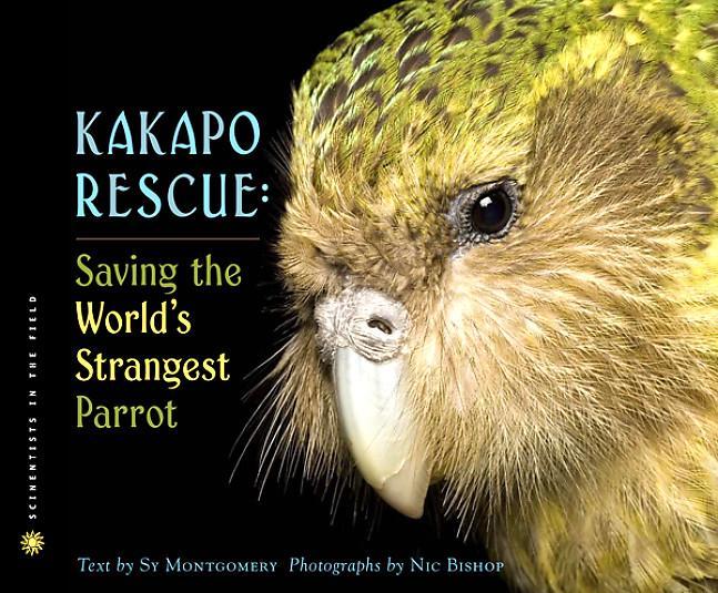kakapo montgomery book